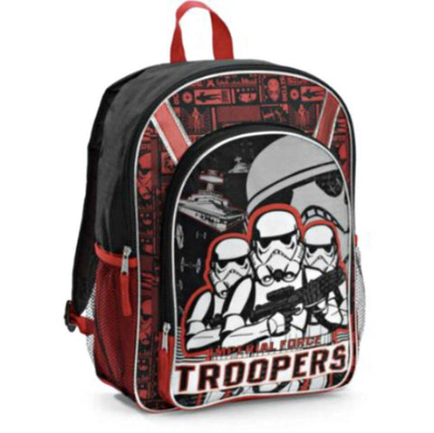 Disney Star Wars Storm Troopers Backpack 16""