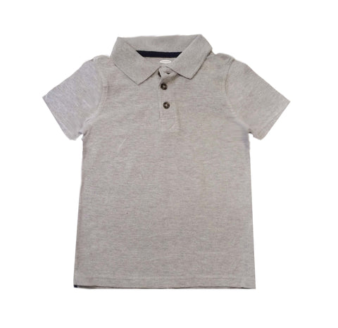 Grey Polo for Boys by Old Navy