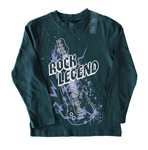 Childrens Place Rock Legend Long Sleeve Shirt