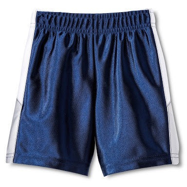 CIRCO DAZZLE ATHLETIC SHORTS (NAVY)