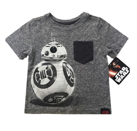 Star Wars BB8 Short Sleeve Shirt