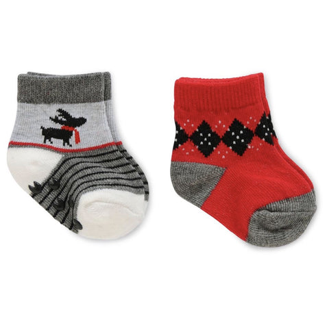 Carters Joy 2 Pack argyle Socks
