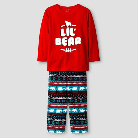 Lil' Bear 2-Piece Pajama Set