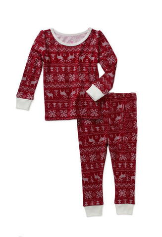 Baby Boys Tight Fit Pajama set