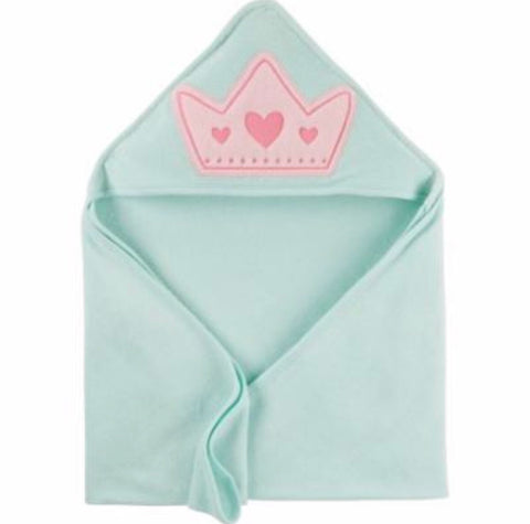 Child of Mine by Carter's Princess Hooded Towel