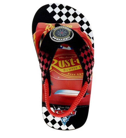 Disney Cars Toddler Flipflops