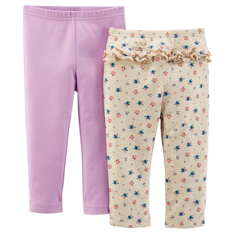 Carter's Joy Girls 2 Pack pants