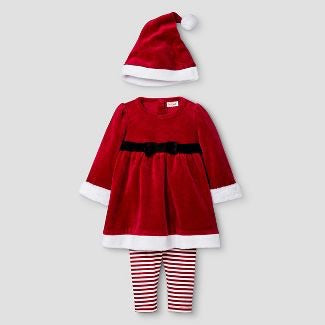 Cherokee Girl Santa Mrs Claus Noel Dress Pants Christmas Holiday