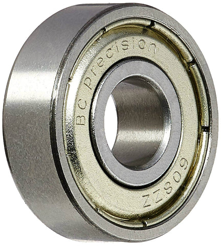608ZZ 8x22x7 Shielded Greased Miniature Ball Bearings