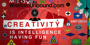 Albert Einstein Creativity Intelligence Having Fun