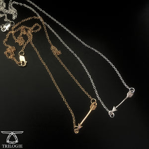 The Arrow Pendant & Necklace