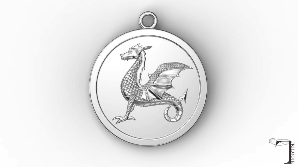 Always Have Your Dragon Necklace