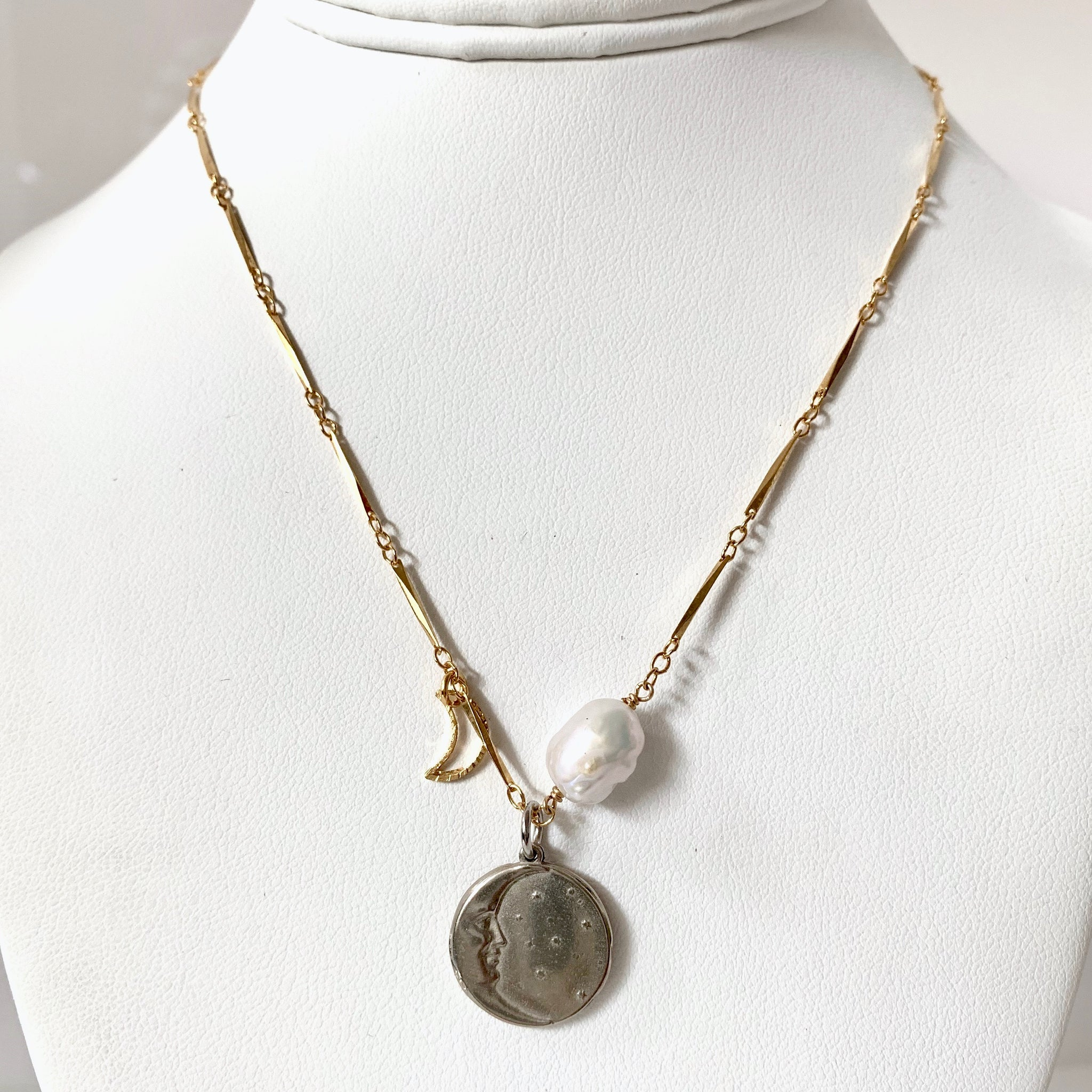 SALE The Luna Necklace