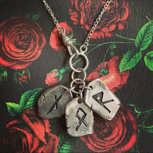 Gallowglass's Runes Necklace