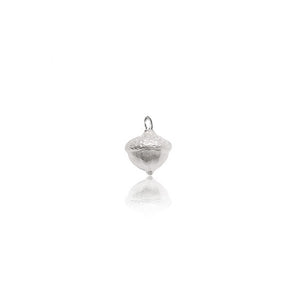 Silver Acorn II Necklace