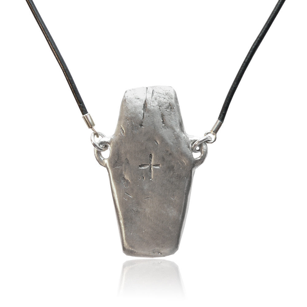 Matthew Clairmont's Silver Ampulla from Bethany