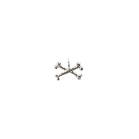 Tiny Crossbone Necklace