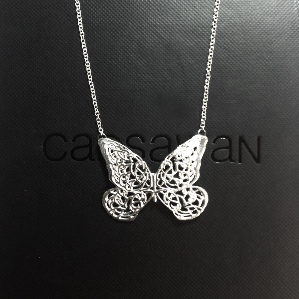 Small Celtic Butterfly