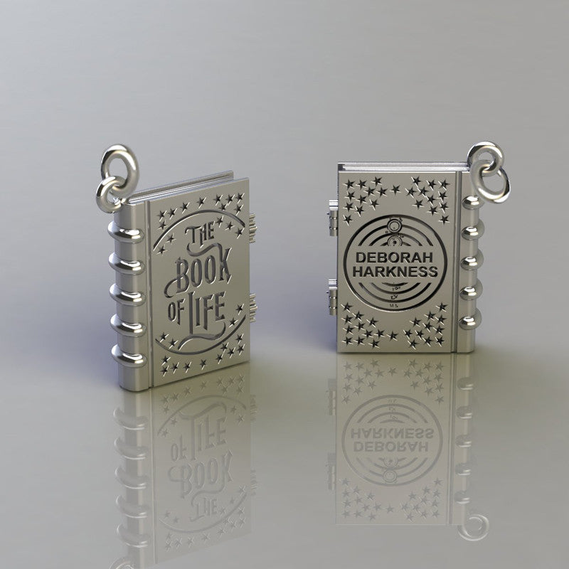 Book of Life Charm