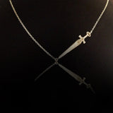 Small Charm: Damaris Sword Necklace