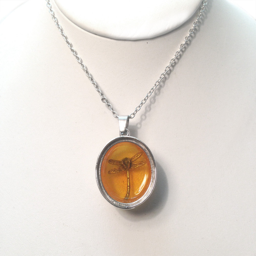 Dragonfly in amber necklace trilogie dragonfly in amber necklace dragonfly in amber necklace aloadofball Images
