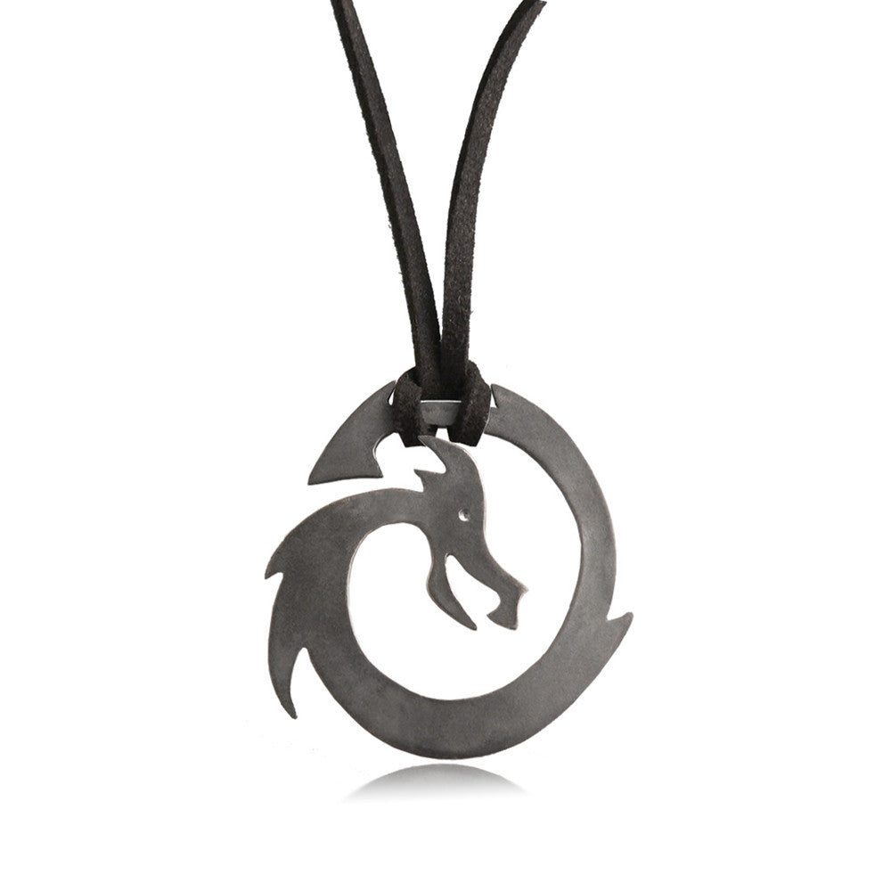 Eve's Dragon Necklace