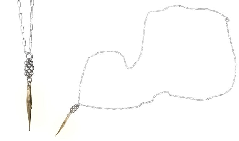 Stake Necklace