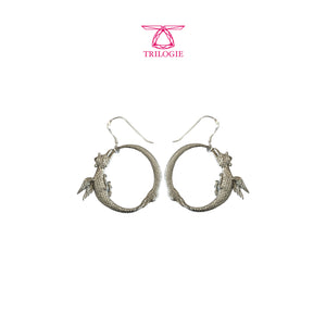 Limited Edition Ouroboros Earrings