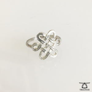 The Serendipity Knot Ring