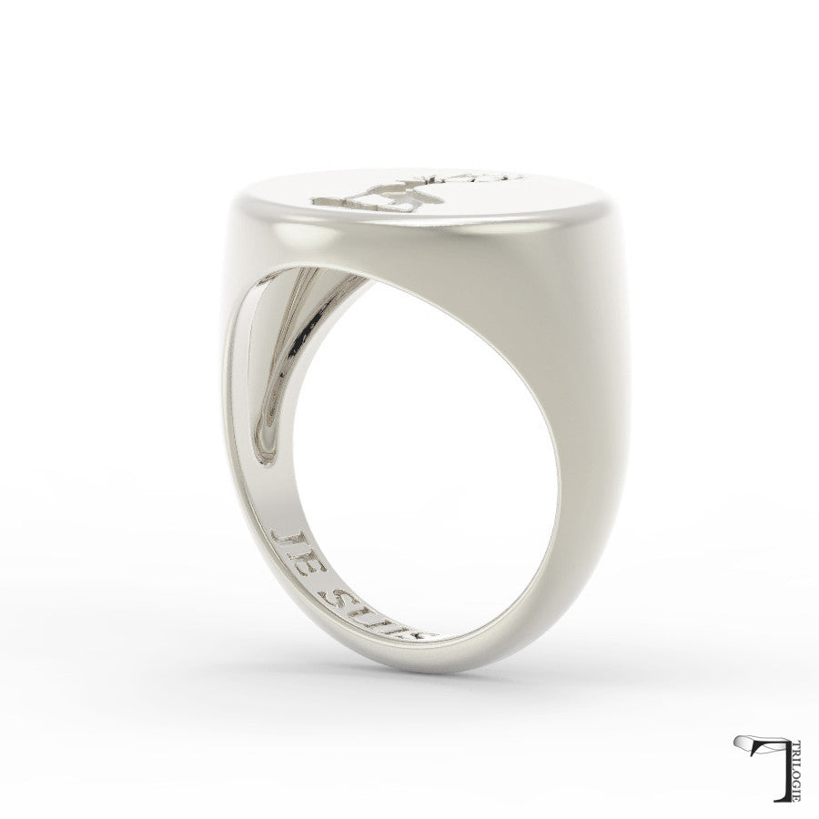 Jamie's Stag Signet Ring