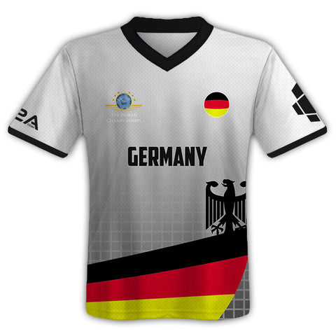 TWC 2015 Official jersey - Germany