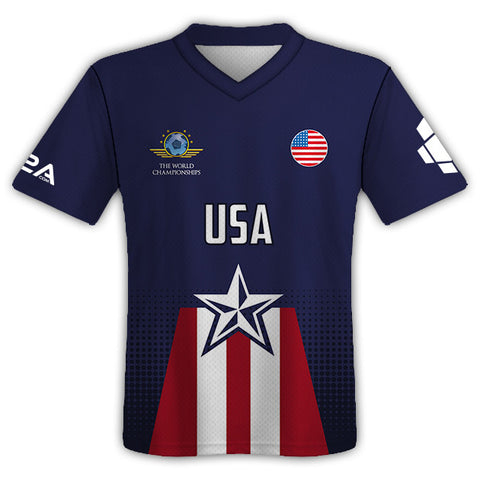 TWC 2015 Official jersey - USA