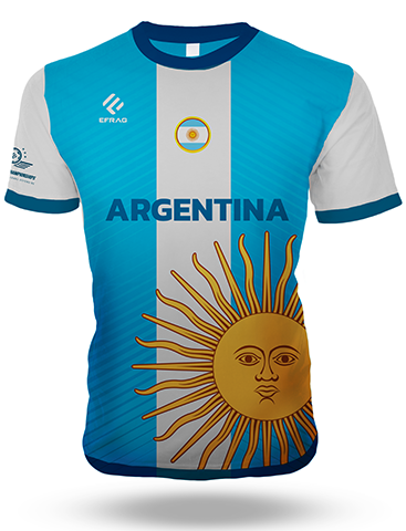 TWC 2016 OFFICIAL JERSEY - Argentina
