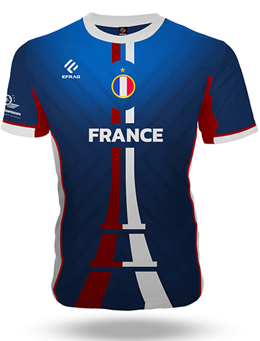 TWC 2016 OFFICIAL JERSEY - France