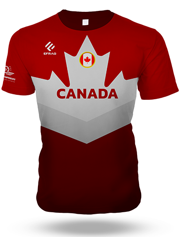 TWC 2016 OFFICIAL JERSEY - Canada
