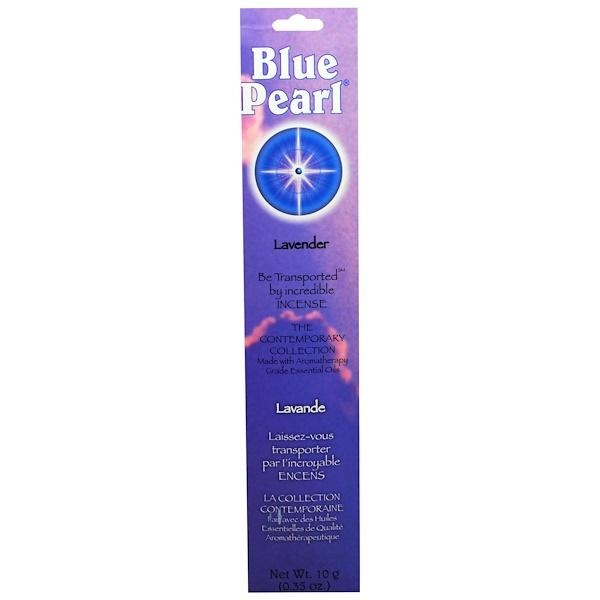 Blue Pearl - Lavender Incense - 0.35 oz.
