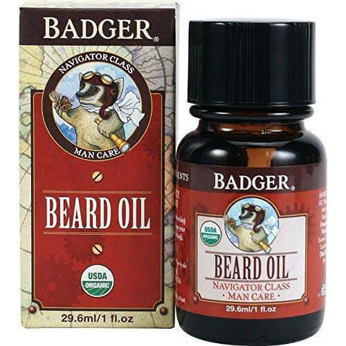 Badger - Beard Oil - 1 fl. oz.