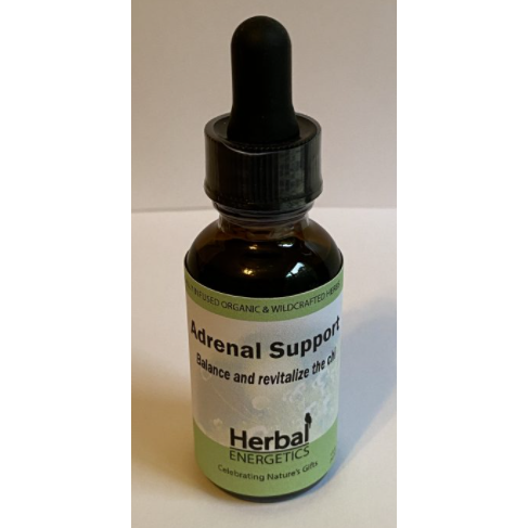 Herbal Energetics - Adrenal Support - 2 fl. oz.