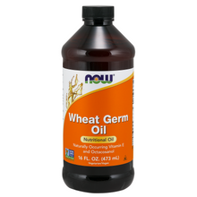 Load image into Gallery viewer, NOW Wheat Germ Oil Liquid