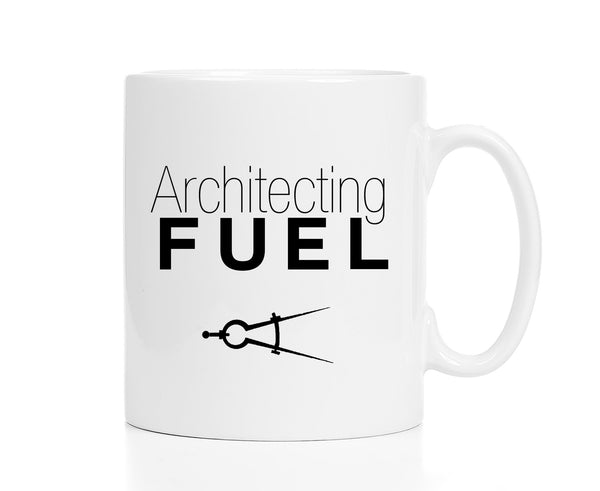 Architect Mug - Architecting Fuel