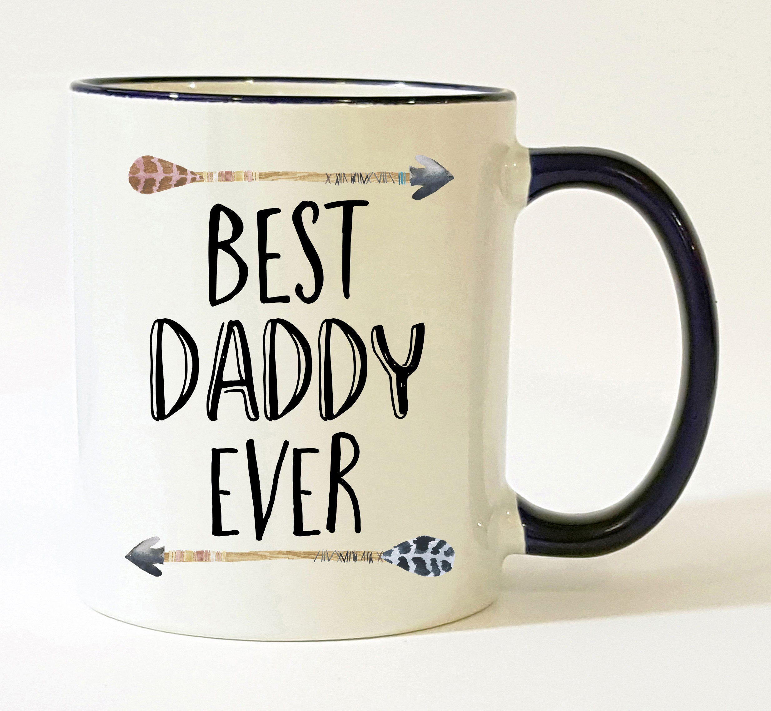 Personalized Daddy Mug / Best Daddy Ever