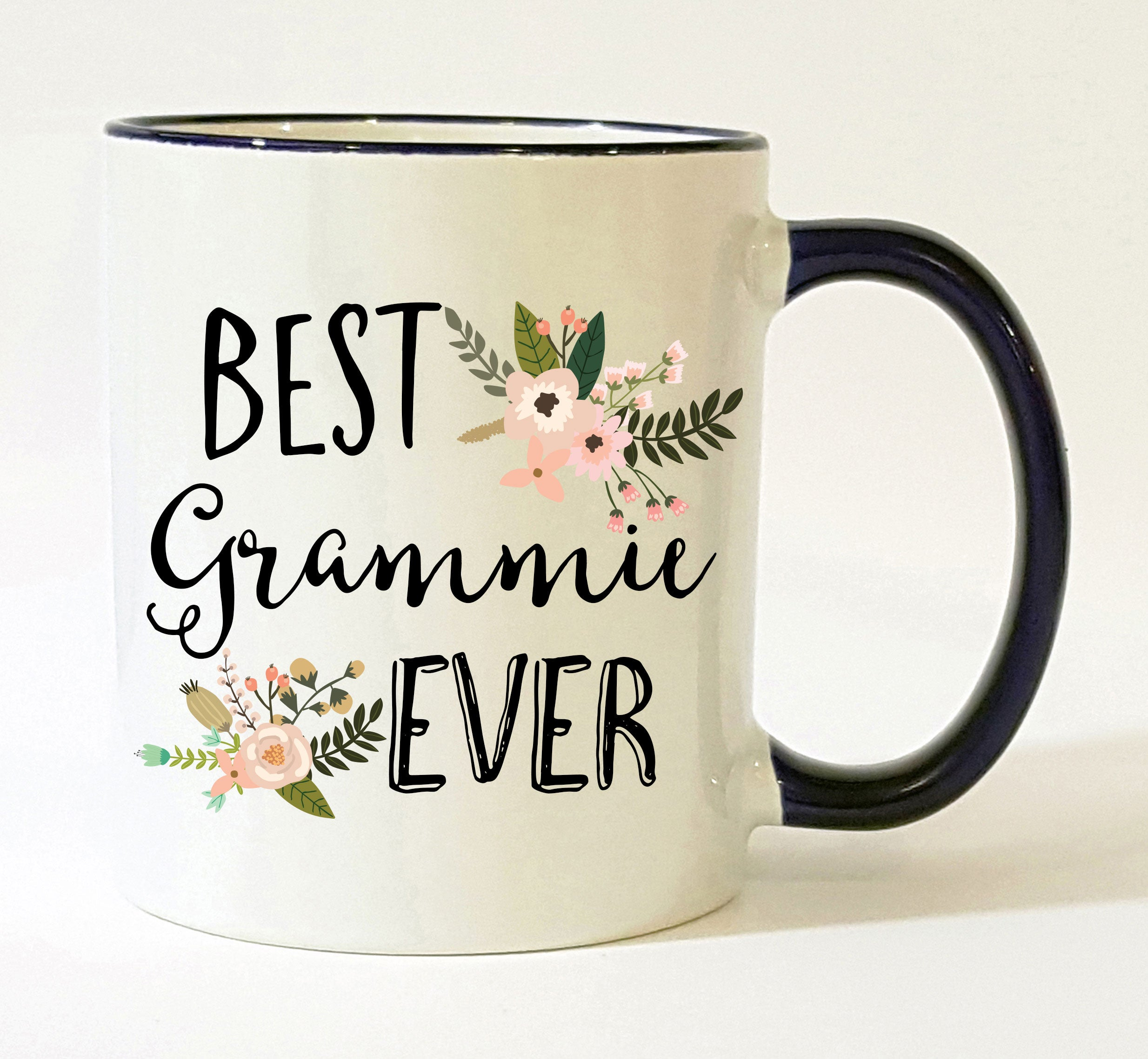 Personalized Grammie Gift / Best Grammie Ever Mug
