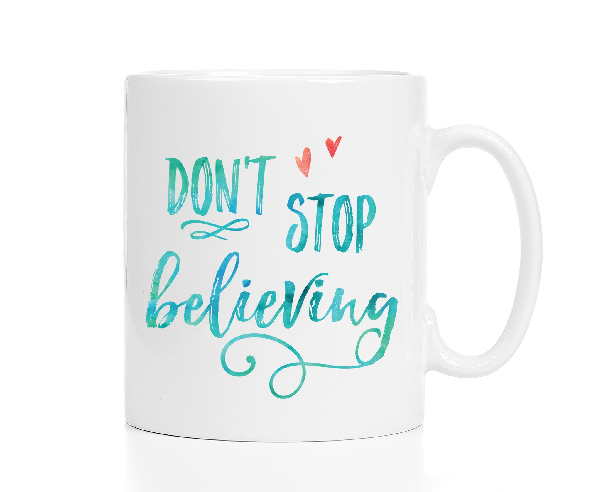 Don't Stop Believing Mug
