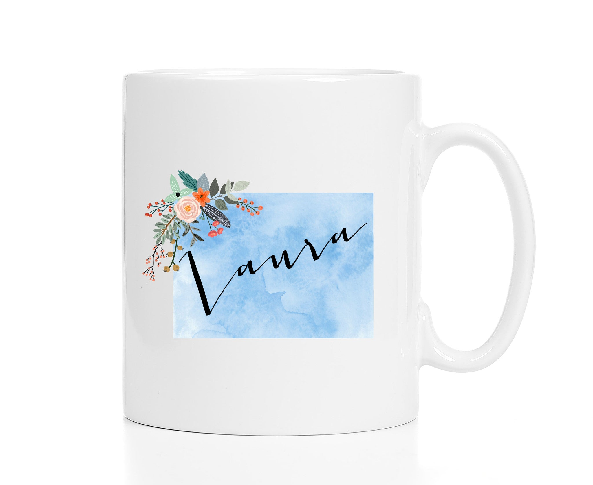 Personalized Colorado Mug