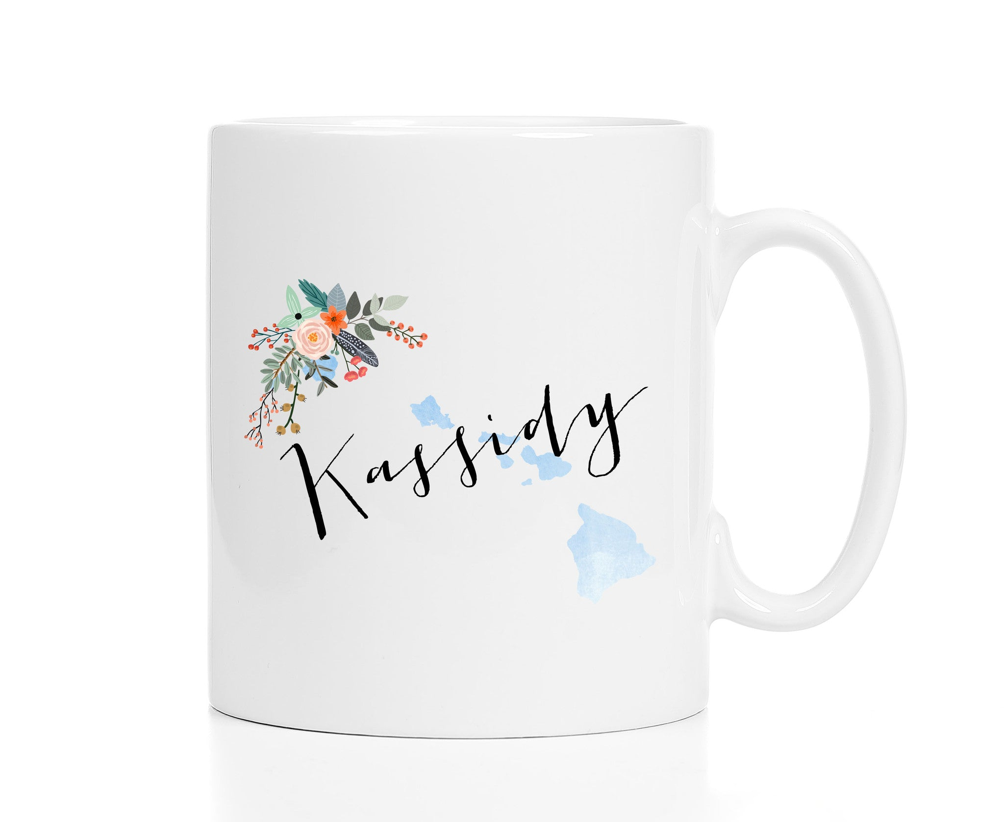Personalized Hawaii Mug