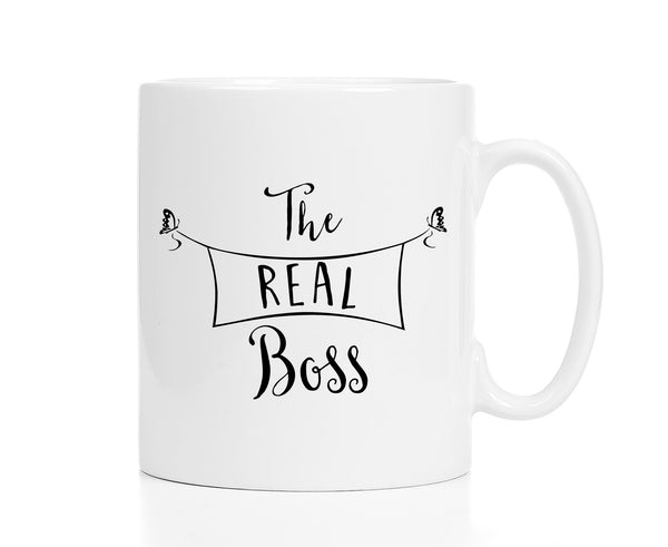 The Real Boss / Administrative Assistant Gift