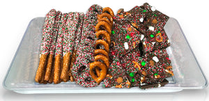 Trio Pretzel Party Platter