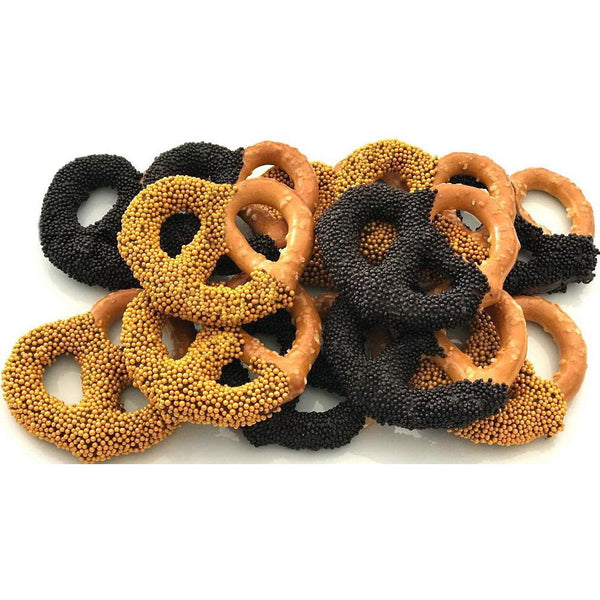 University of Central Florida Chocolate Covered Jumbo Pretzels