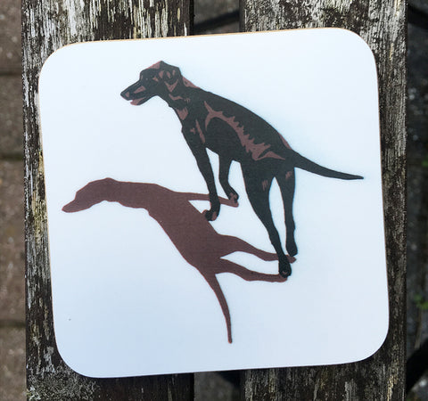 Izzy coaster 2 brown