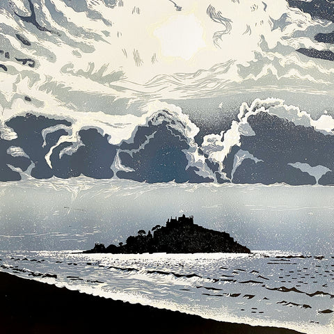Card - St Michael's Mount
